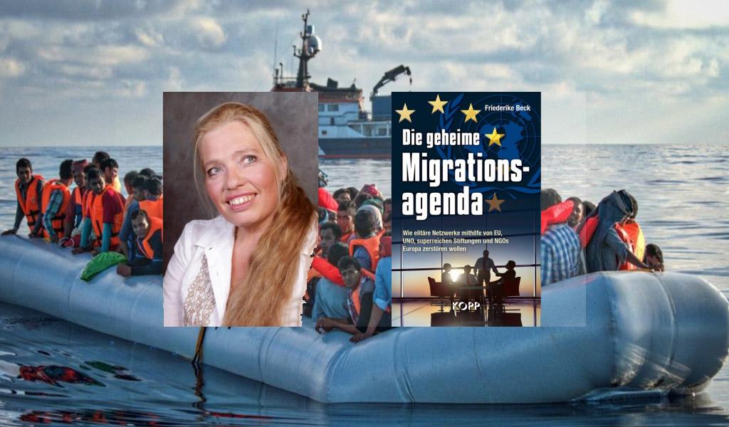 Razotkrivena Tajna Migraciona Agenda - Friderik Bek